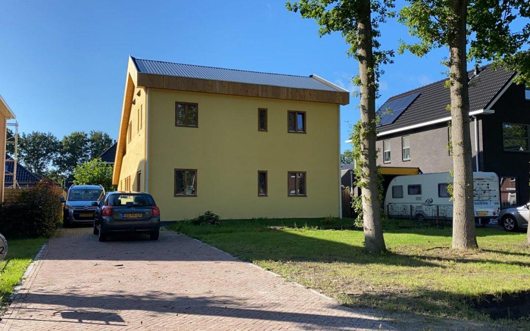Bouwproject Hoogezand
