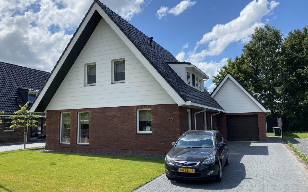 Bouwproject Oude Pekela
