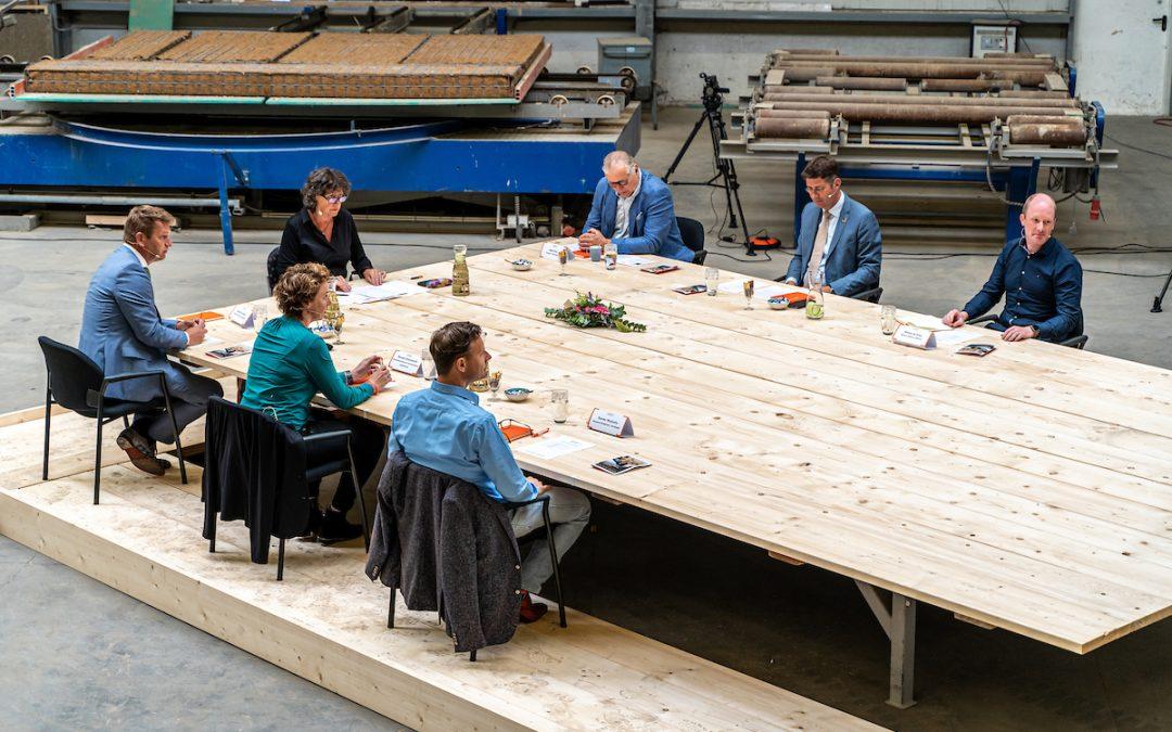 Terugblik werkveldconferentie techniek Betekenisvol bouwen